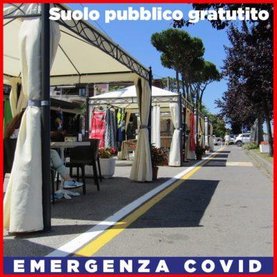SUOLO PUBBLICO GRATUITO E SEMPLIFICAZIONE DELLE DOMANDE